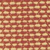 5753 DISSOLVENZA in red & ochre Fortuny Printed Cottons