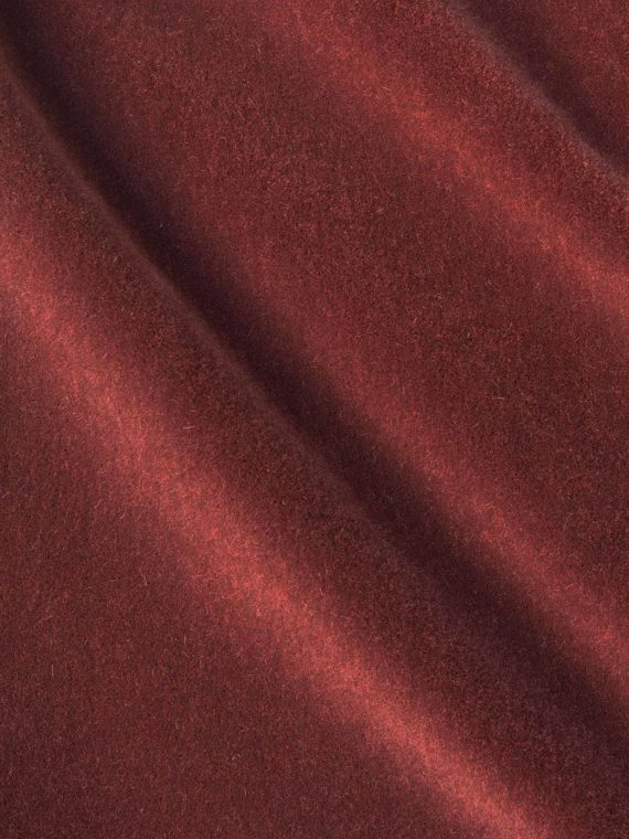 FF-20206 BRIOSO in rust Fortuny Velvet