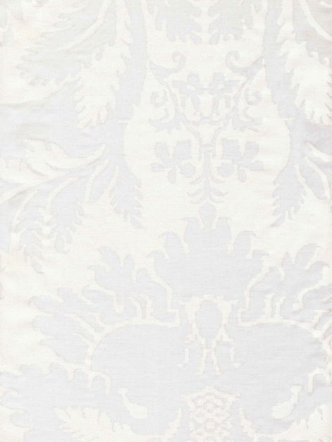 5755 GLICINE in moonlight & white Fortuny Printed Cottons