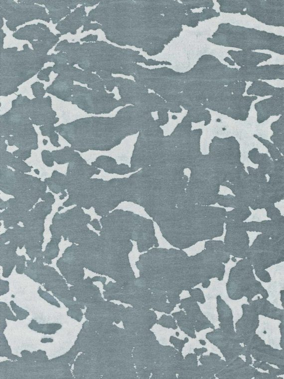 5759 MARMO in storm blue & grey Fortuny Printed Cottons