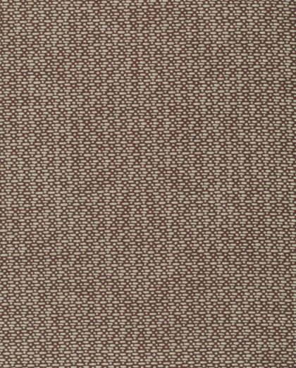 5821 MICRO-CAMPANELLE in chocolat cosmos & silvery gold Fortuny Printed Cottons
