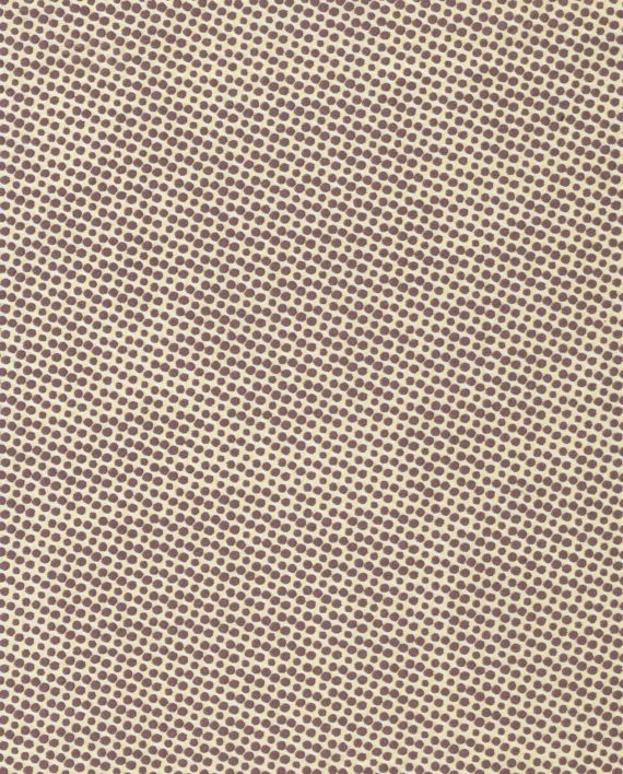5823 MICRO-BARBERINI in zabaione & purple gold Fortuny Printed Cottons