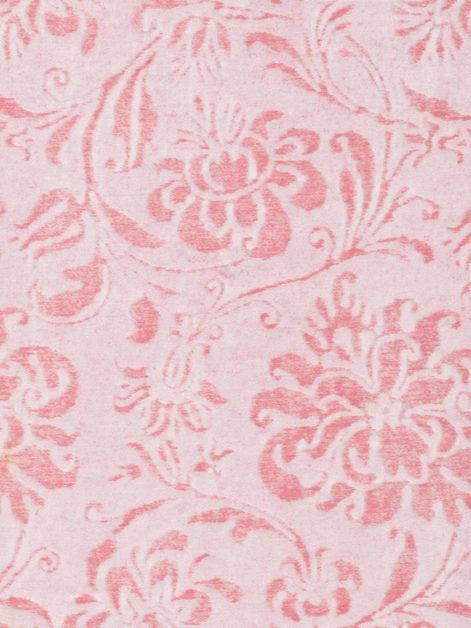 5607 CIMAROSA in powder pink & white Fortuny Printed Cottons