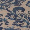 5051 CORONE in blue & beige Fortuny Printed Cottons