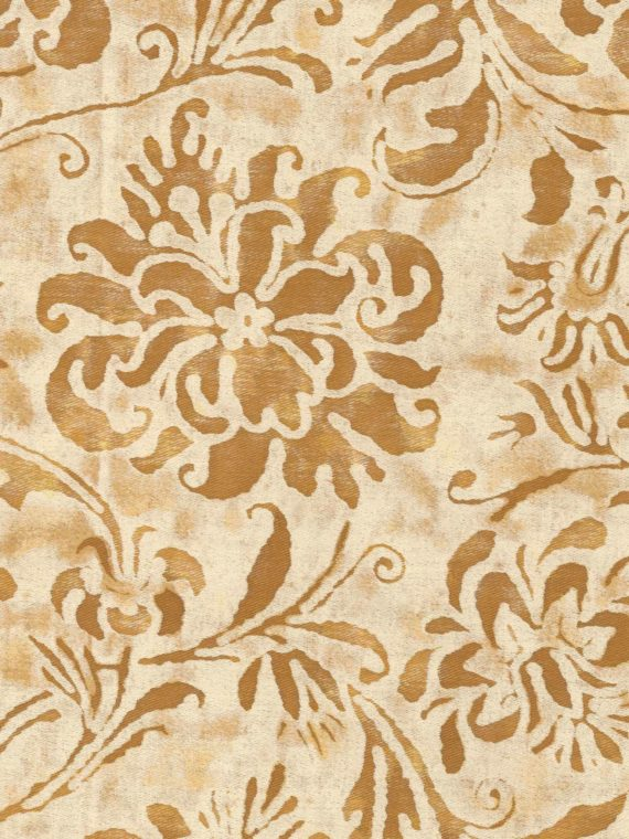 5608 CIMAROSA in tuscan monotones Fortuny Printed Cottons