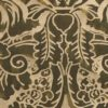 5663 DANDOLO in tortoise & gold Fortuny Printed Cottons