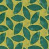 5705 GIRANDOLE in blue-green & pistachio Fortuny Printed Cottons