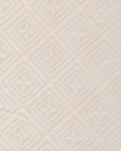 5520 JUPON in antique white monotones Fortuny Printed Cottons