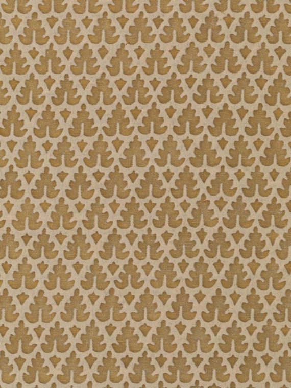 5517 MURILLO in golden brown monotones Fortuny Printed Cottons