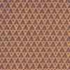 5712 MURILLO in chinese plum & gold Fortuny Printed Cottons