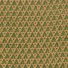 5713 MURILLO in green & gold Fortuny Printed Cottons