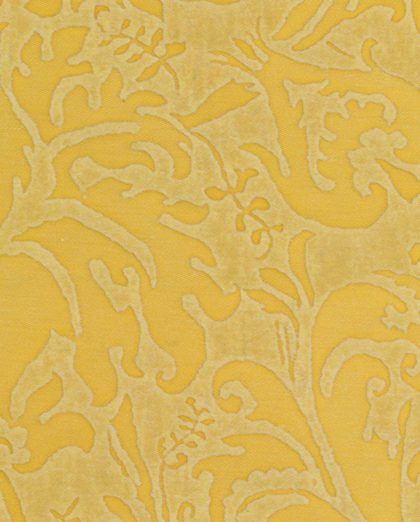5356 SEVRES in citron monotones Fortuny Printed Cottons