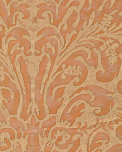 5513 SEVRES in apricot monotones Fortuny Printed Cottons
