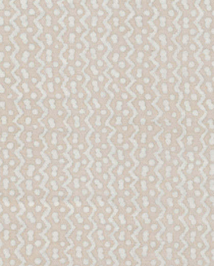 5401 TAPA in white on off-white texture Fortuny Printed Cottons