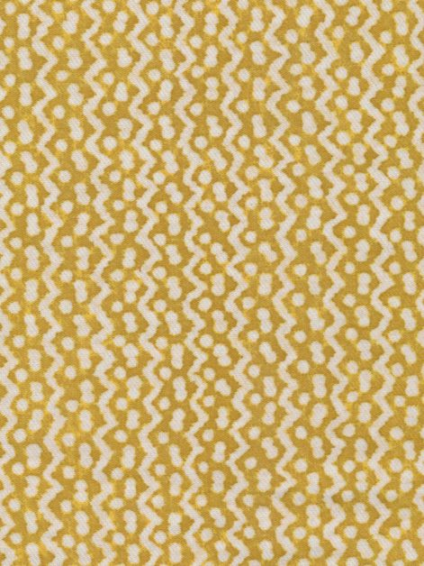 5511 TAPA in yellow & white texture Fortuny Printed Cottons