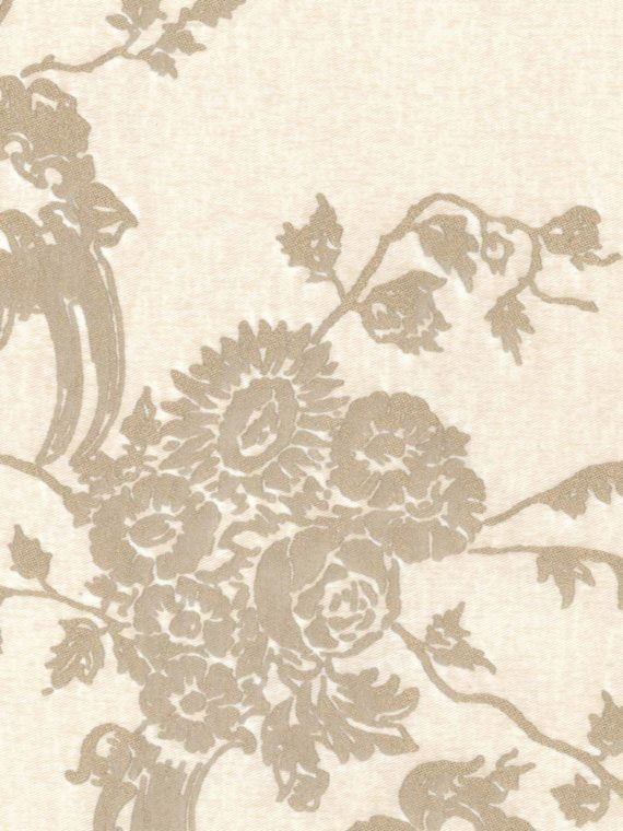 5083 VENEZIANO in ivory & gold Fortuny Printed Cottons