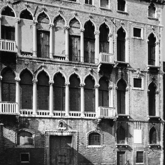 Museo Fortuny in Venice