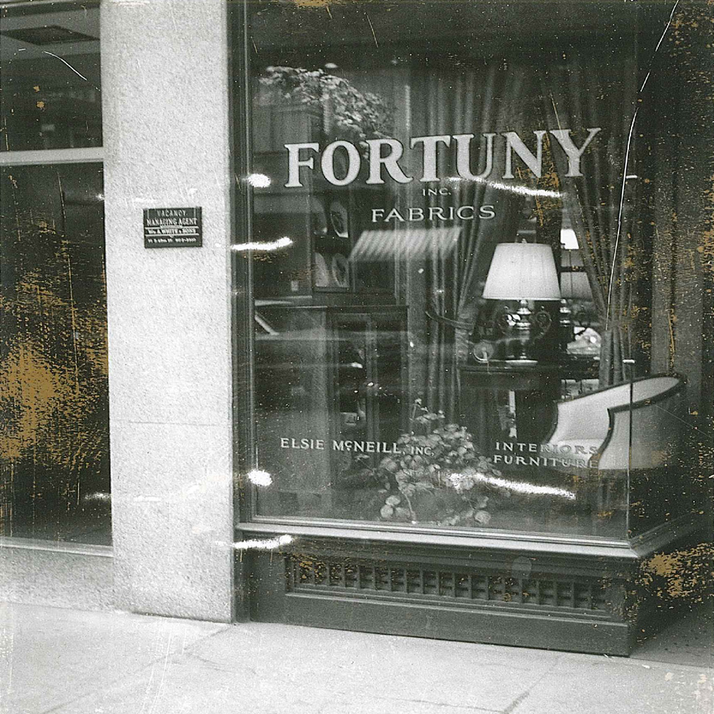 Fortuny Madison Showroom Front