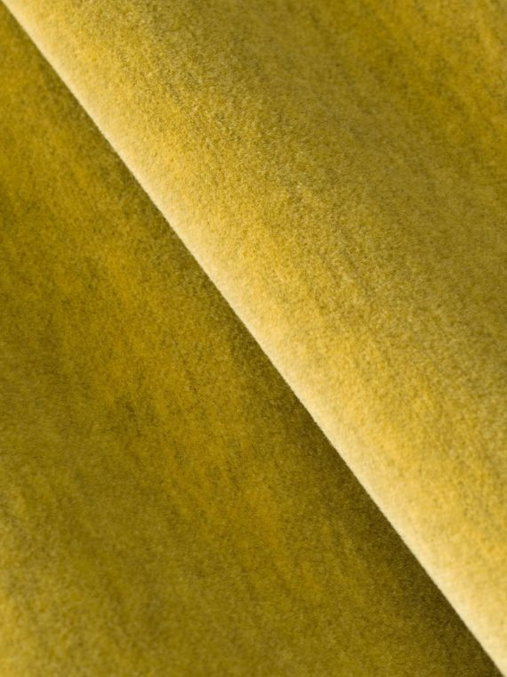 FF-20409 BACAN in chartreuse Fortuny Velvet