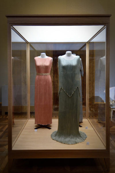 Delphos at Palazzo Pitti Ephemeral Museum of Fashion