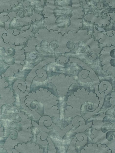5892 LAOTZE in mare monotones Fortuny Printed Cottons